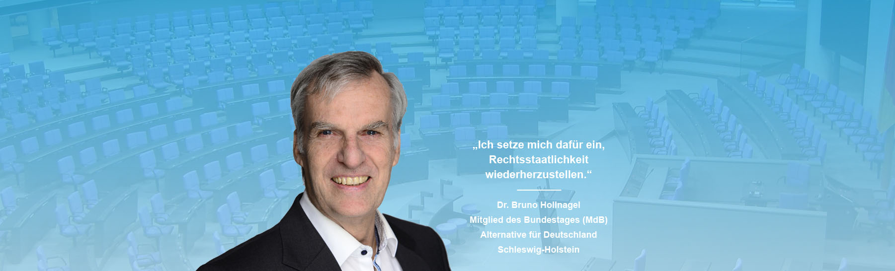 Dr. Hollnagel am 23. April zu Gast im Hamburger Rathaus